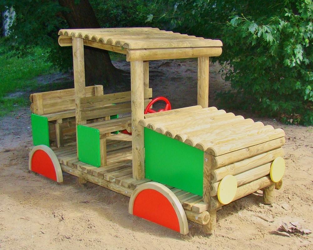Samochód Tarpan dla dzieci
