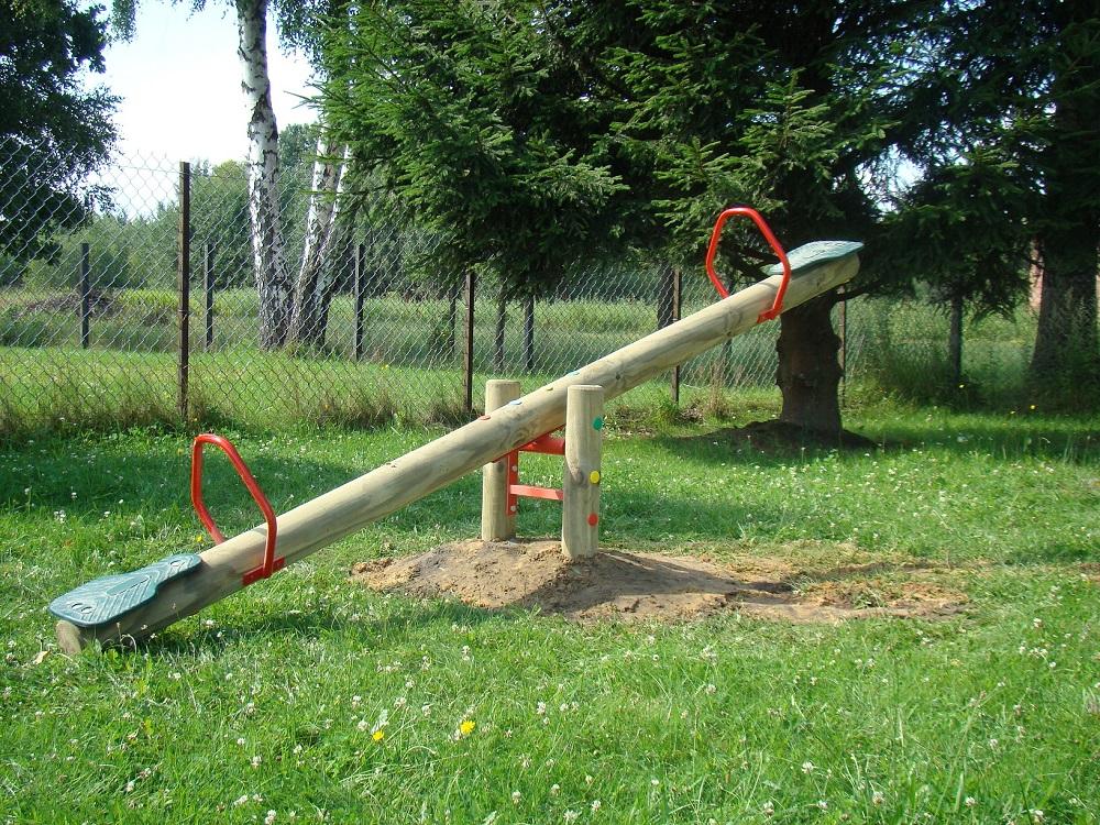 Ważka drewniana