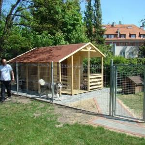 Domek drewniany Max Plus