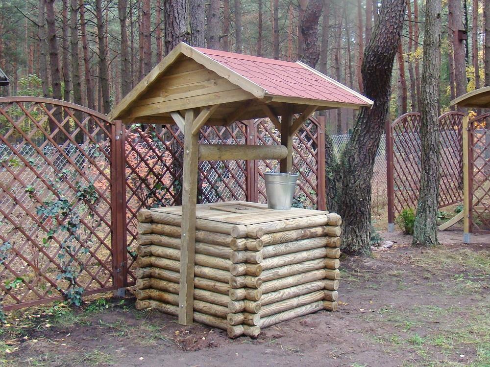 Pozostałe wyroby drewniane ogrodowe