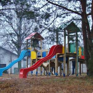 Plac Zabaw Dwie Wieże BZ15-2