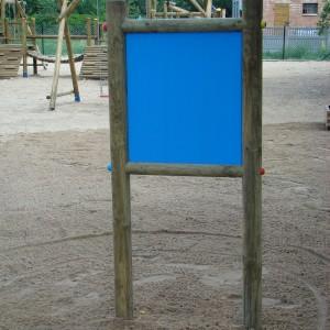 Tablica informacyjna na plac zabaw
